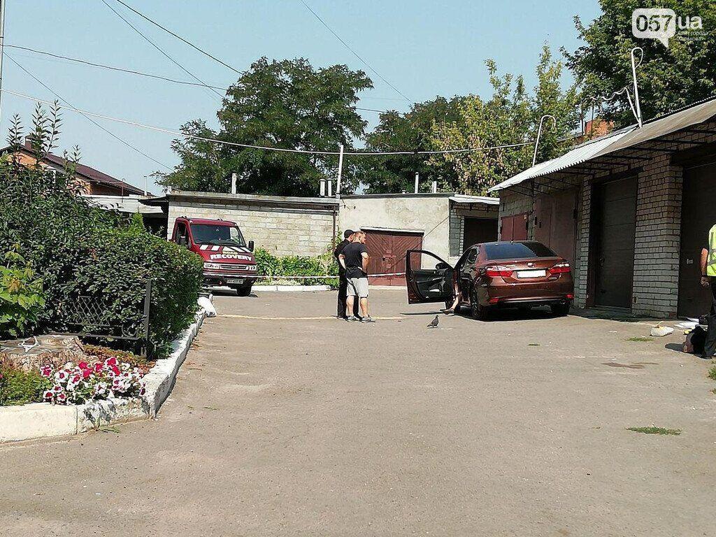 В Харькове убили бизнесмена Дмитрия Шкандыбу