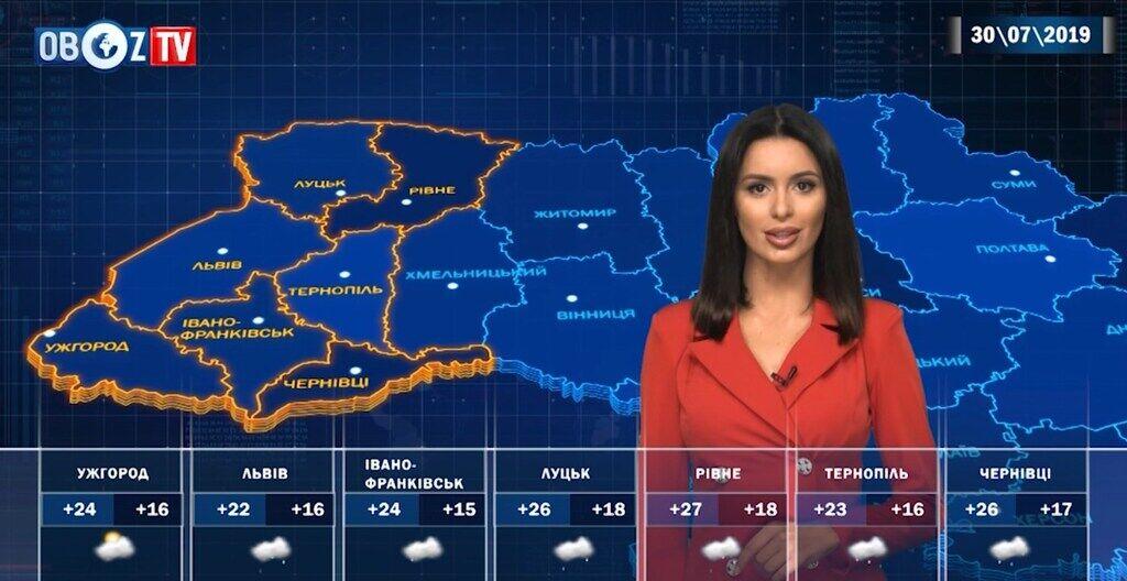 Похолодает до +15: прогноз погоды в Украине на 30 июля