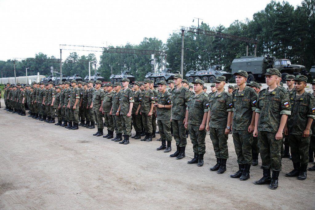 Убивали на Донбассе: на параде в Минске пройдут военные из РФ
