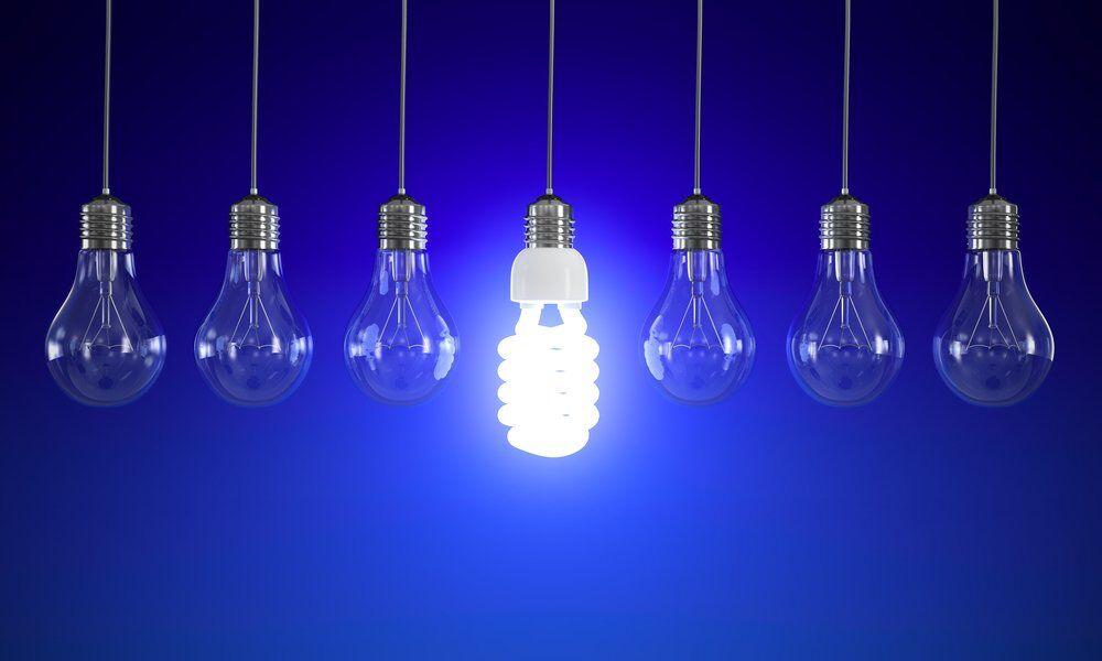 Енергоефективні лампи