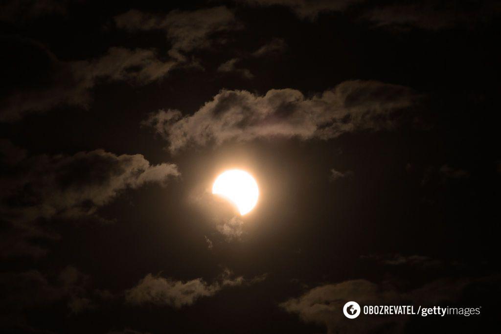 Повне сонячне затемнення 2 липня 2019 року