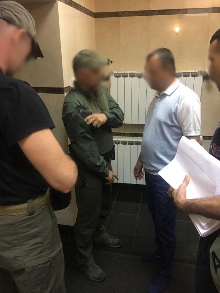 НАБУ затримало ексзаступника голови поліції Одещини