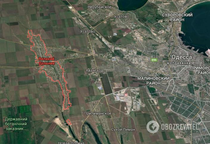 Автомобили столкнулись на трассе у села Великий Дальник