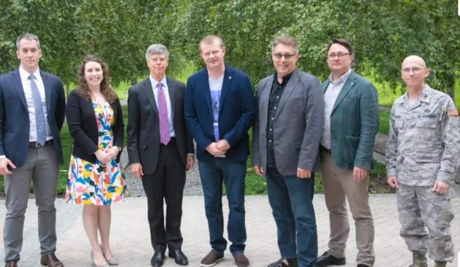 Поляков і посол США в Україні обговорили оборонне співробітництво
