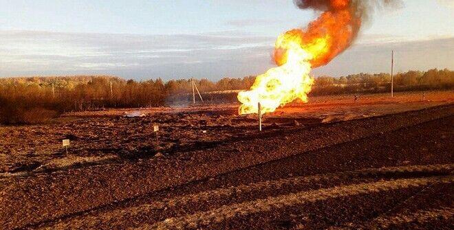 Авария на газопроводе в Республике Коми, 28 июня 2019 года