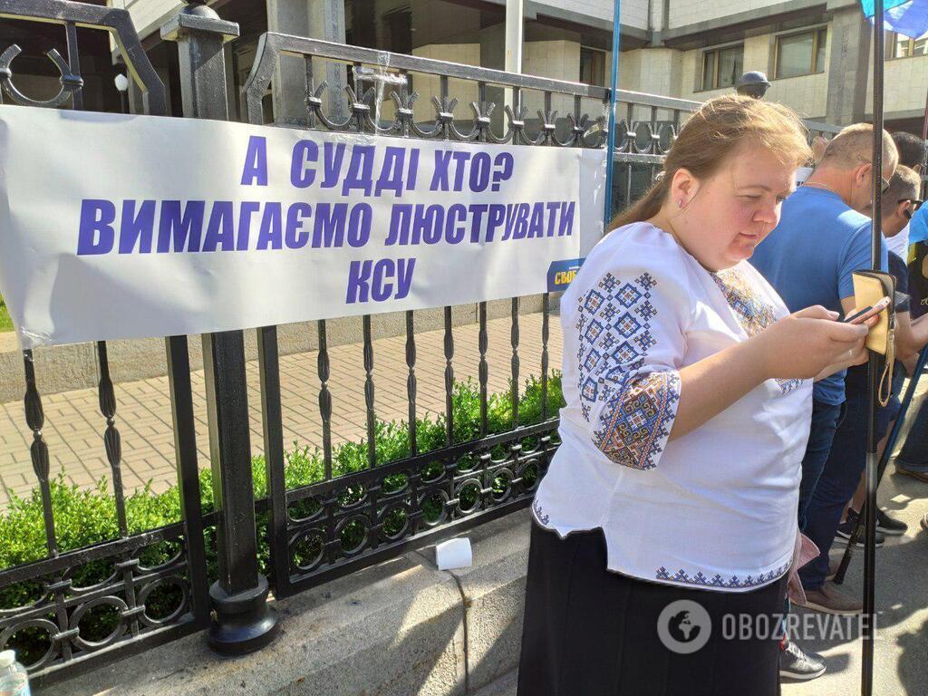 Юрист спрогнозував долю люстрації в Україні