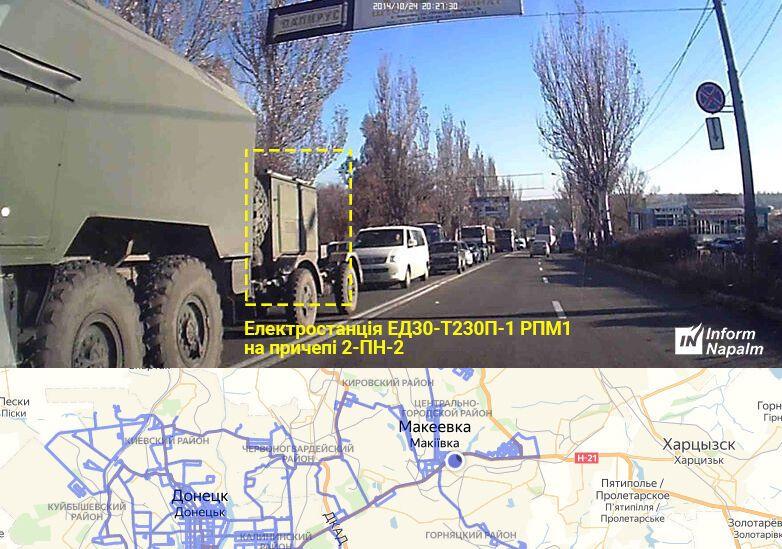 """Комплексы 1Л259 """"Зоопарк-1"""" на Донбассе"""