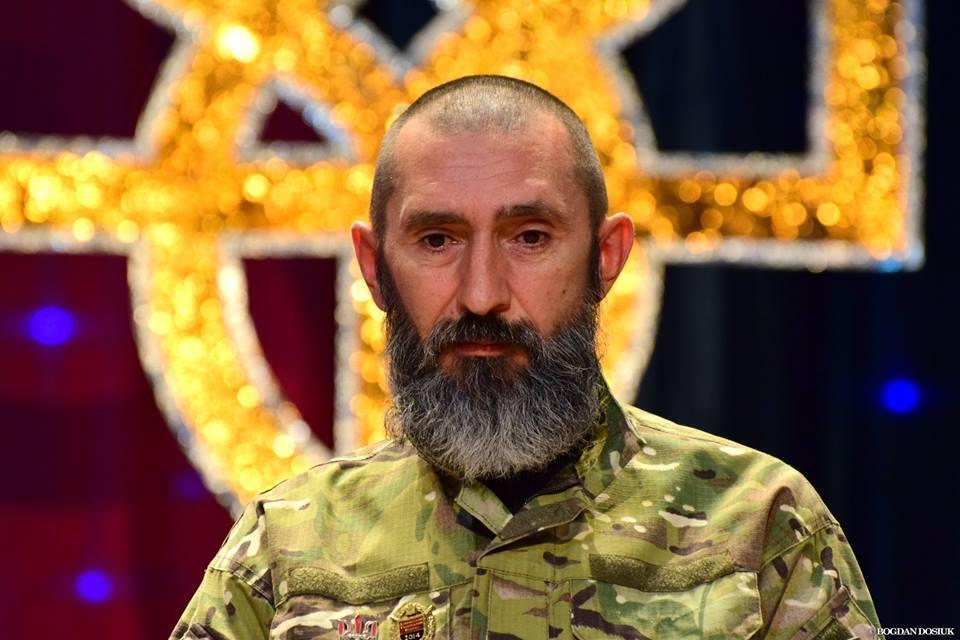 Владимир Галаган, Народный герой Украины