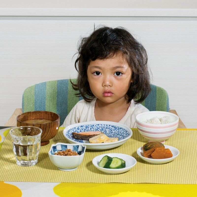 Сніданок дітей