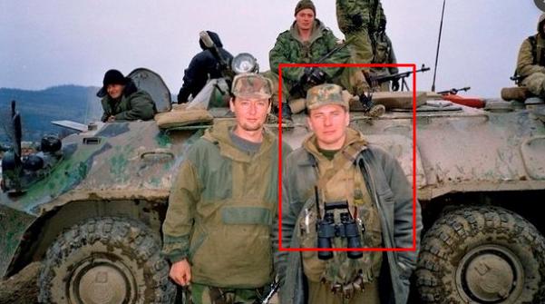 Василь Геранін — праворуч