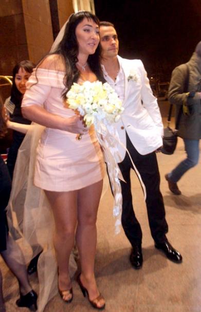 Весілля Мілявської та Іванова