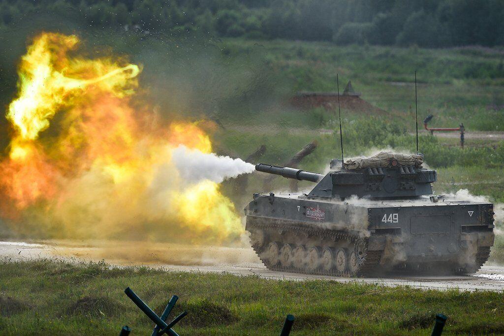 К чему Россия подготовила свои войска?