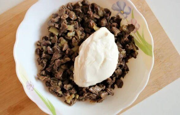 Простий рецепт дуже смачної начинки для кабачків