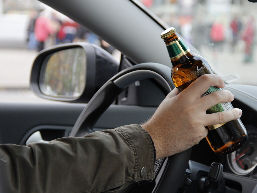 Полицейские выявили более 6 тыс. нетрезвых водителей