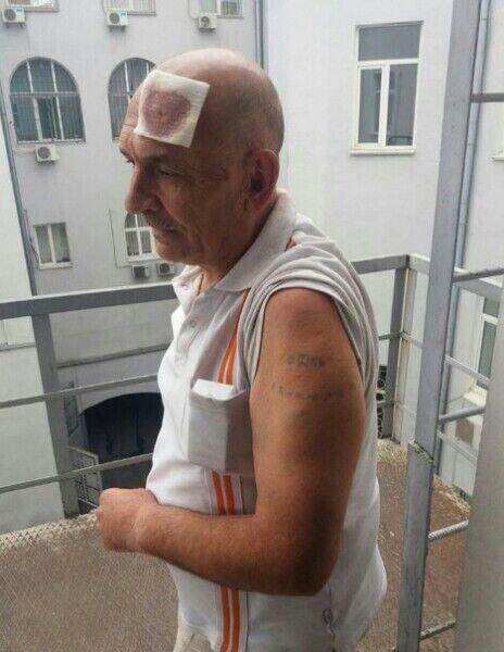 Владимир Цемах после задержания