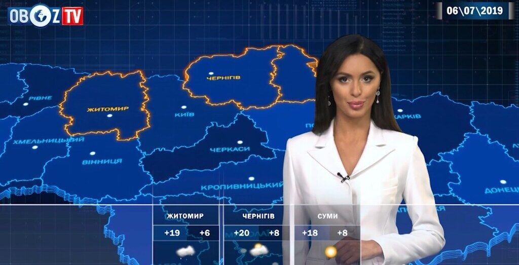 По-літньому холодно: прогноз погоди в Україні на 6 липня від ObozTV