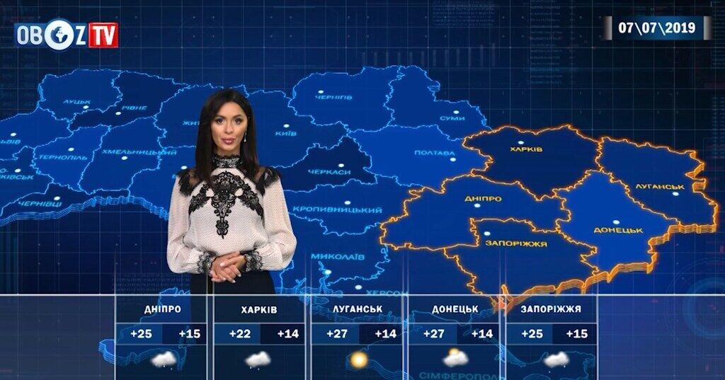 Погода на Івана Купала: прогноз на 7 липня від ObozTV