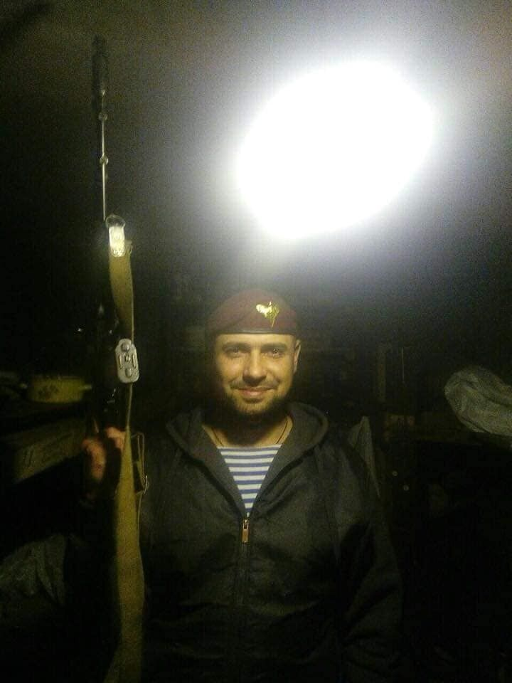 5 лет на фронте: умер ветеран войны на Донбассе