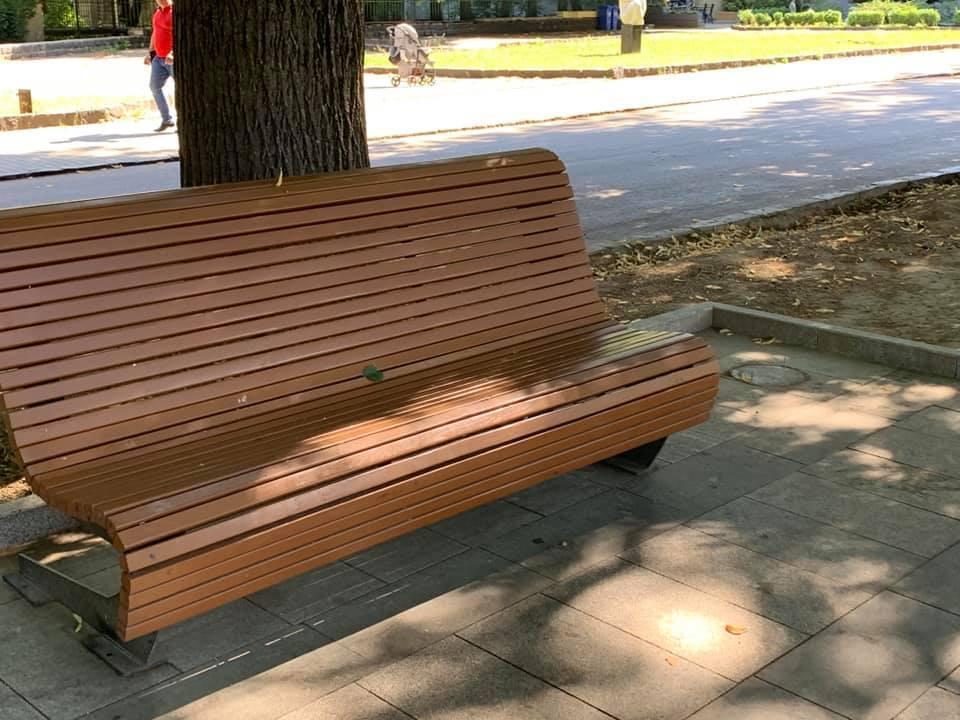 В Ужгороде снесли урны из-за приезда Зеленского