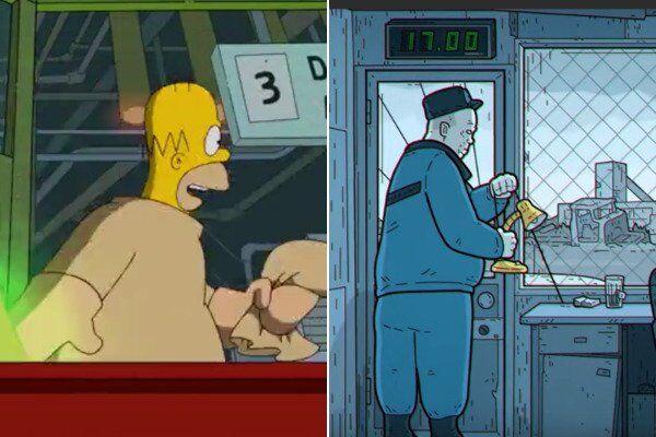 Гомер - сравнение