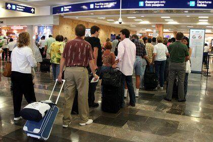 24 российских туриста не пустили в Мексику