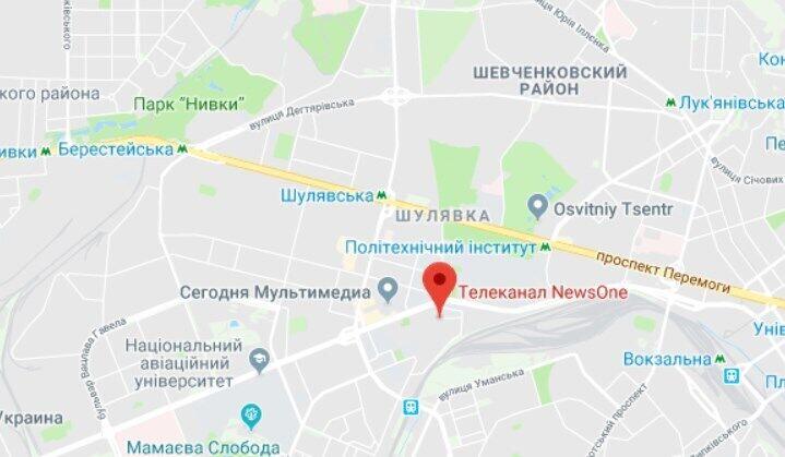 Телемост с пропагандистами: в Киеве собрался митинг под телеканалом