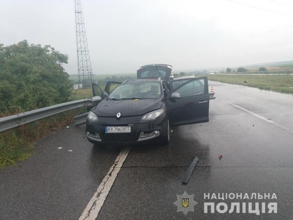 ДТП под Харьковом