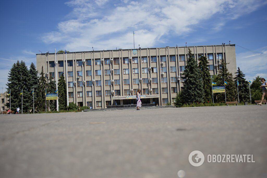 Славянский городской совет