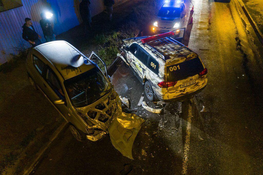 Правоохранители устанавливают причину аварии