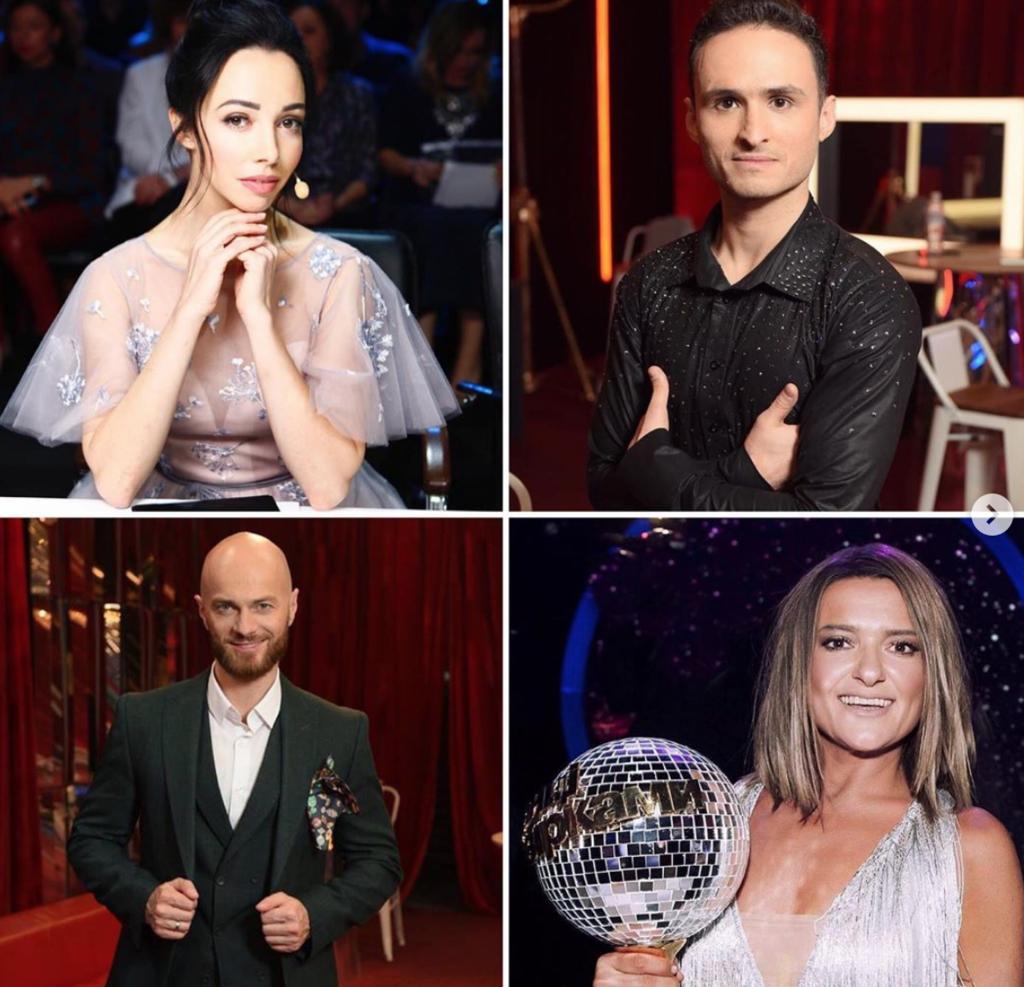 """Вероятные члены жюри шестого сезона """"Танці з зірками"""""""