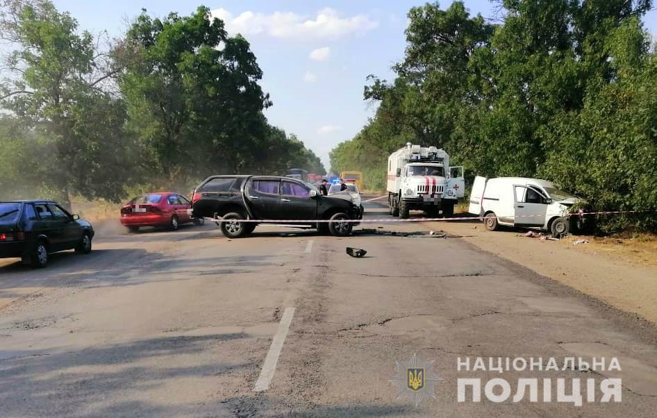 ДТП в Овідіопольському районі Одеської області