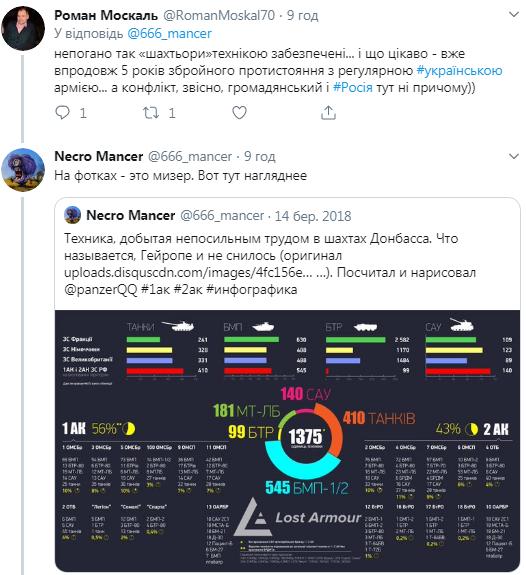 """Террористы """"ДНР"""" """"слили"""" военную технику РФ на Донбассе"""