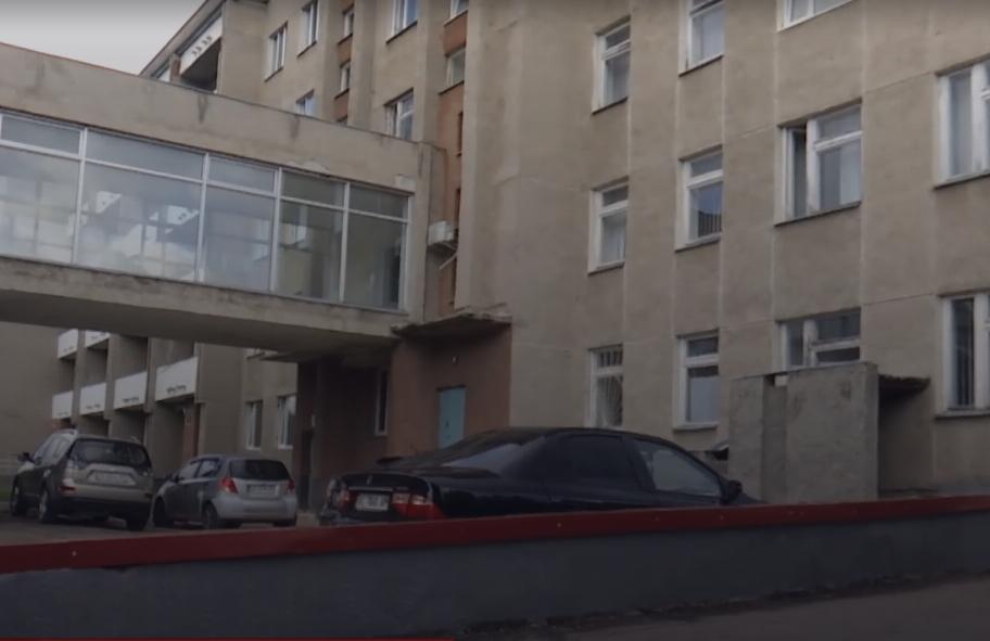 Лікарня у Боголюбах