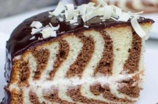 Рецепт очень вкусного торта, чтобы удивить близких