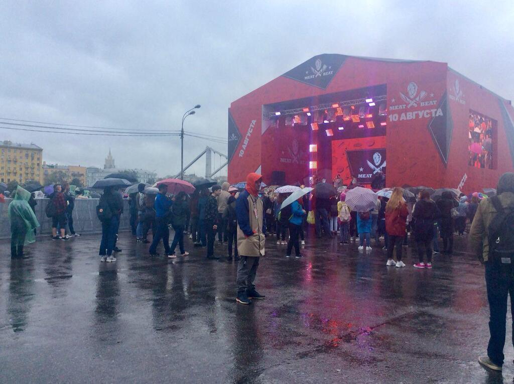 Мало людей прийшло на фестиваль