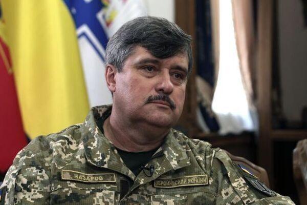 Генерал-майор Віктор Назаров