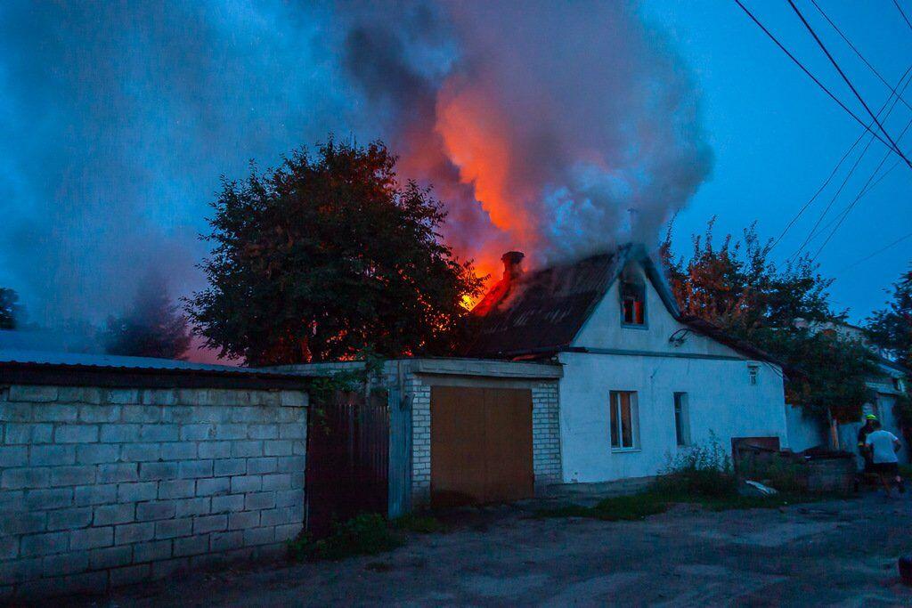 У пожежників на виклику не виявилося води