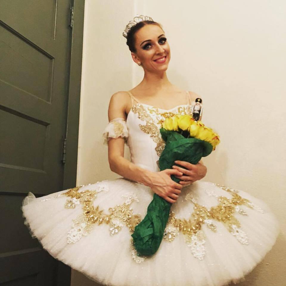 Известная украинская балерина погибла в ДТП
