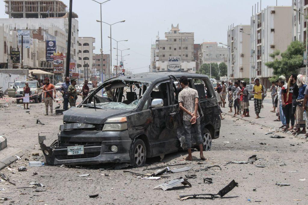 Збройні зіткнення в Ємені