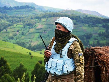 Украинские военные в Конго оказались без прививок