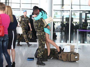 Вернувшись домой, военные могут привезти инфекцию
