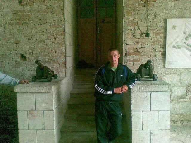 Перебіжчик Олег Коноваленко, який зрадив військову присягу