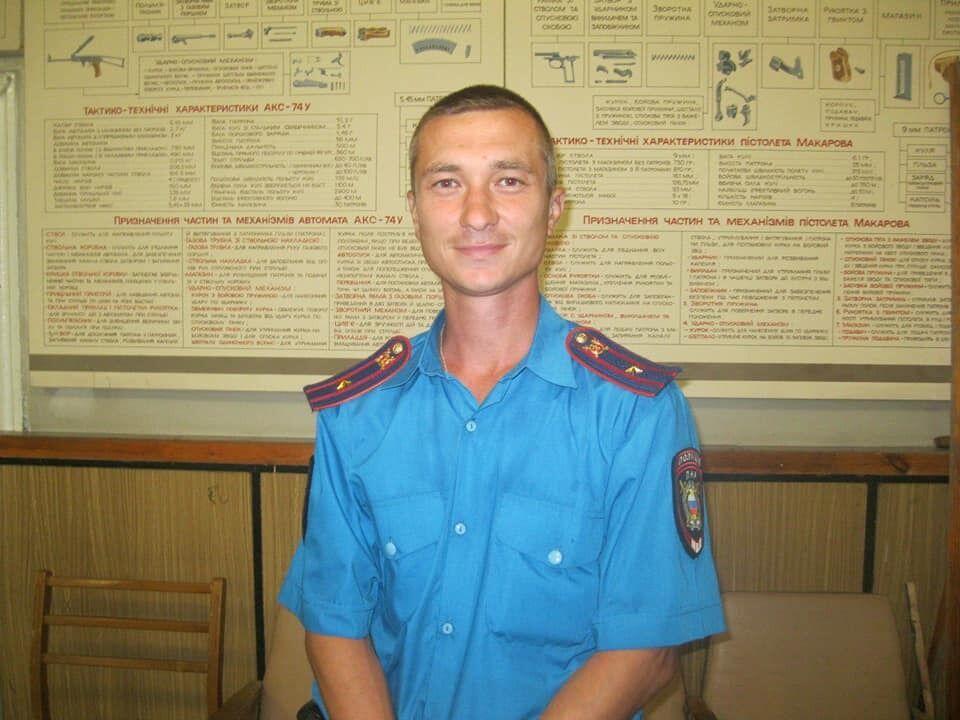 Колаборант Ігор Афонін