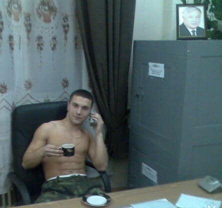 Олександр Дрючин перейшов в армію Росії