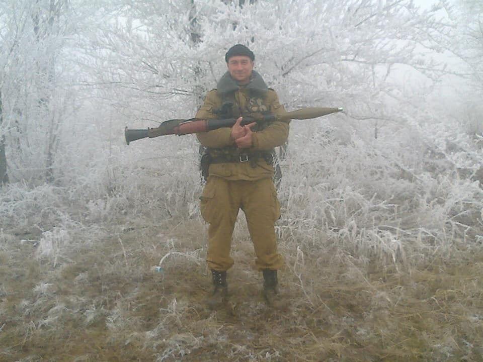 Афонін воює проти України