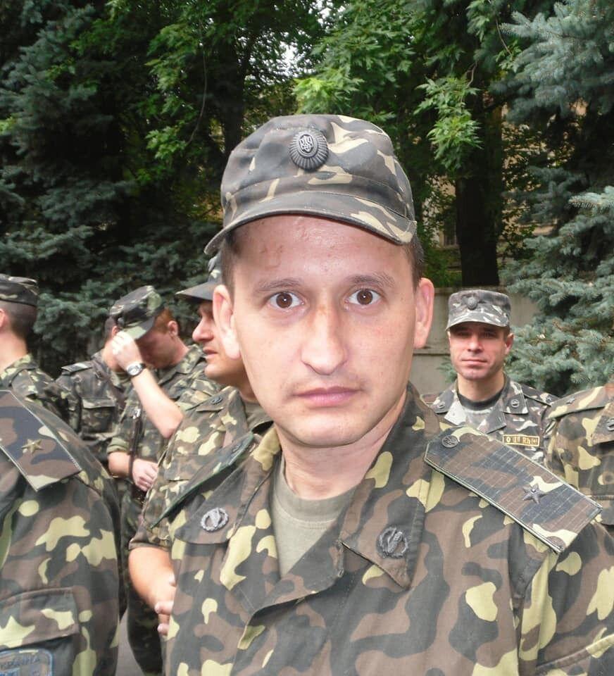 Зрадник Олексій Каганцев