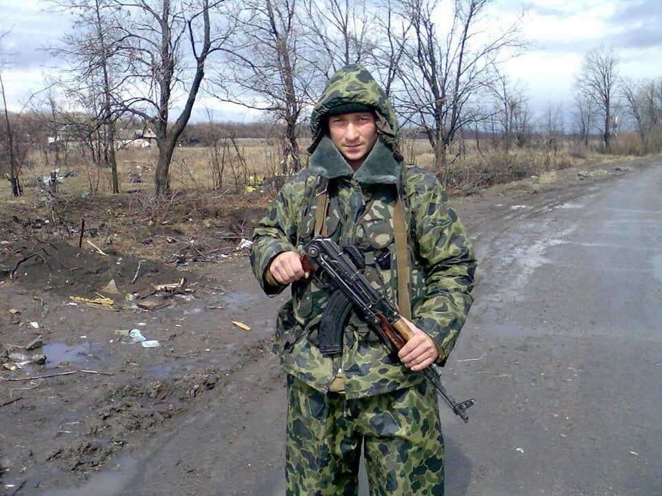 """Афонін вступив до лав терористів """"ЛНР"""""""
