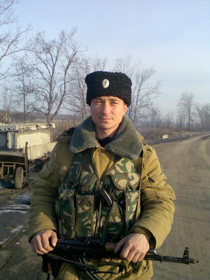 Терорист Ігор Афонін
