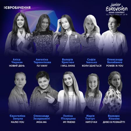 Дочь друга Зеленского прошла в финал Нацотбора на детское Евровидение