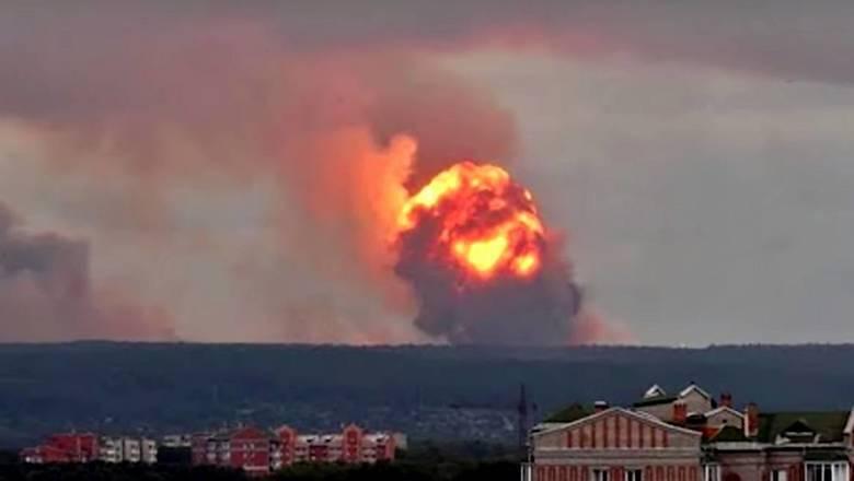 У россиян теперь свой Чернобыль: поблагодарите Путина